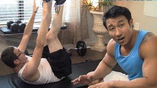 Simple 7 Min Beginner Workout