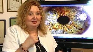 אבחון בעיות ומחלות דרך קשתית העין