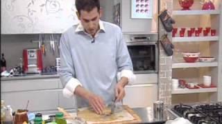 שגב במטבח - עונה 1 פרק 36 - עוגיות טחינה
