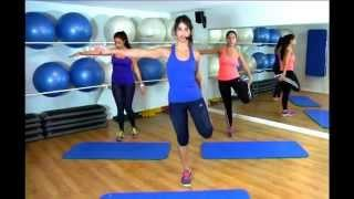 אימון כושר מלא - שריפת קלוריות ושומן - בטן, רגליים, ירכיים, ידיים - דור זבלודוביץ