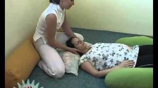 טיפול שיאצו בהריון