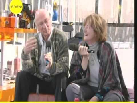 יצחק גוברין בערוץ 24 - הילינג וביו אנרגיה