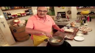 ריזוטו פטריות, מתוך 'לאון אל דנטה - איטליה בבית', עונה 2: פרק 8