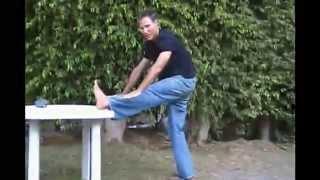 מתיחות להמנעות מכאבי גב