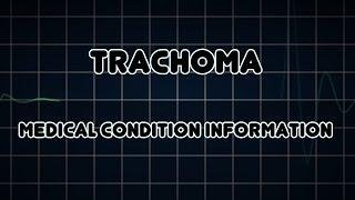 Trachoma (Medical Condition) גרענת