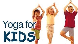 Yoga For Kids Complete Fitness - יוגה לילדים