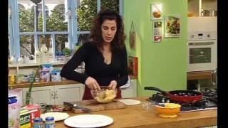 קסדייה עם ירקות וגבינה צהובה- מטרנה