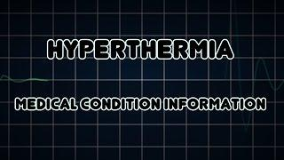 Hyperthermia (Medical Condition) יתר-חום