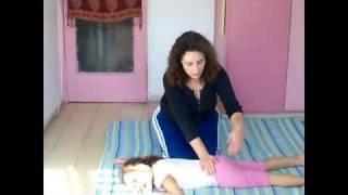 איך להרגיע את הילדים לקראת השינה