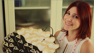עוגיות חתן כלה- עשה זאת בעצמך
