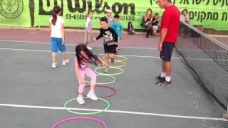 אימון חימום לילדים