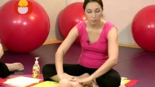 קורס עיסוי תינוקות:  עיסוי בפנים ובגב - הופ! הורים