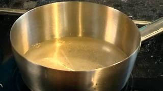 כנאפה גבינת עזים ואגסים
