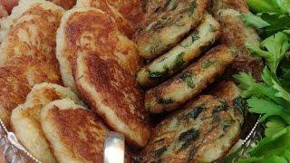 לביבות תפוחי אדמה לחנוכה: מבשלים עם ונו