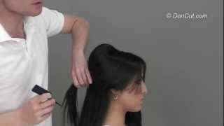 עיצוב שיער תסרוקת כלה איך להגביה את השיער צעד אחר צעד