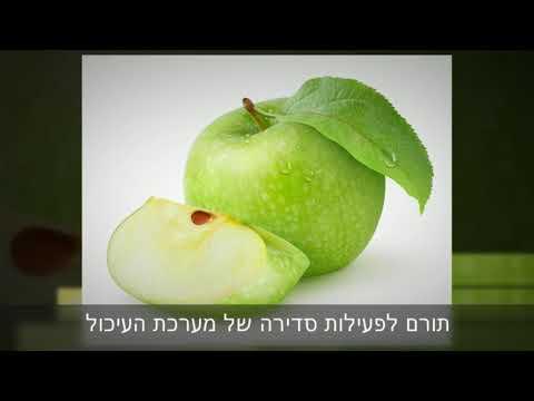 אלטרנטיבלי - למה כדאי לאכול תפוח עץ אחד ביום