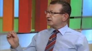 דר' זאב פלדברין מתארח בתוכנית של רפי קרסו ומסביר על סיבוכי כף הרגל הסוכרתית