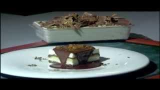 עוגת גבינה קרה ושוקולד חלב בתבנית גלידה, מתוך 'מיקי שמו עושה בית ספר' - עונה 2: פרק 8