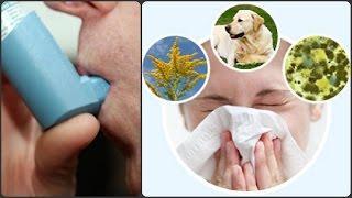 אלרגיות אסטמה טיפול טבעי סינוסיטיס