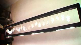 דנה גרוצקי - אילן מלכה עיצוב גופי תאורה ערוץ בית+