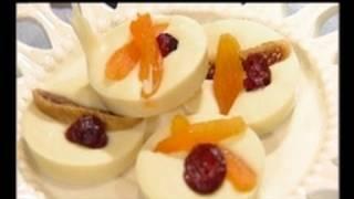 סודות מתוקים - חטיף שוקולד לבן ופירות יבשים