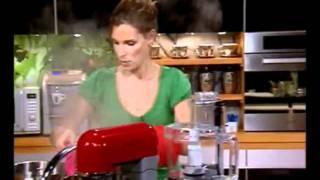 ספגטי ברוטב חלב קוקוס ודלעת - ליה שומרון