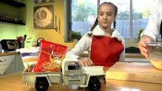 מבשלים עם ילדים: לחם תירס