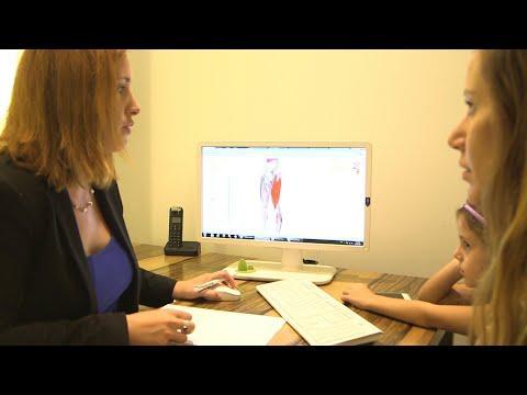 עינת איזנמן הנטורופתית מסבירה על האבחון הממוחשב