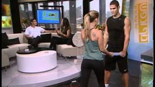 אימון כושר זוגי - כך תחזקו את השרירים והזוגיות