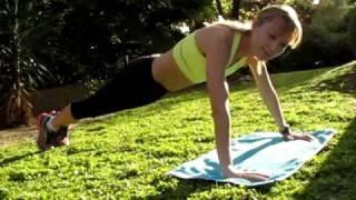 WOW Your Body  אימון כושר קטלני1 - חיטוב של כל גוף ב-5 דקות בלבד