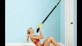 אימון TRX גוף עליון לנשים