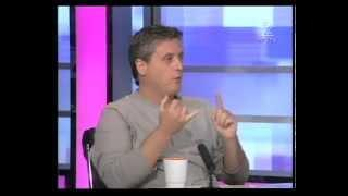 גיבעון פלד מתארח בערוץ 2 בנושא  טיפול בכאב