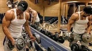 אימון שרירים בחדר כושר - מיטיבציה לפיתוח שרירים אלון גבאי