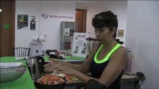 מתכון להכנת תבשיל קינואה וירקות