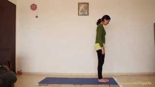 אולה יוגה - ברכת השמש - Ola Yoga