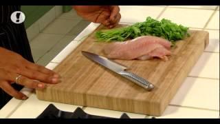 מתכון לקציצות דגים ברוטב עם קוסקוס