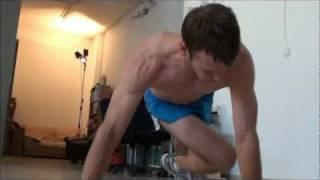 קוויקי- אימון חזק לאלכסוני הבטן