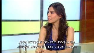 פרופ' קרסו עם ד'ר אריאלה הפנר: טיפול בפצעים קשי ריפוי (כיבים)