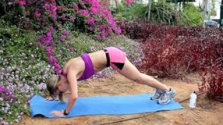 אימון כושר קטלני לישבן, רגליים ובטן מהסרטים! WOW Your Body!