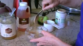 איך להכין ממרח חלבָה?