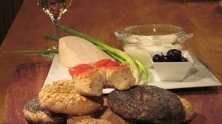 בייגלה אמריקאי של הקונדיטור מיקי שמו מתוך התכנית 'מאפים ומתוקים', ערוץ האוכל