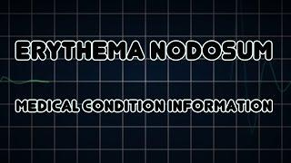 Erythema Nodosum (Medical Condition) אריתמה נודוזום