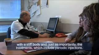 עדי אהרוניאן - התמודדות אישית עם דלקת שדרה מקשחת (אנקילוזינג ספונדיליטיס),דלקת וקשיון החוליות