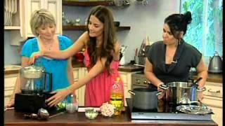 חמות במטבח מרק עוף עם טוויסט 11 08 09