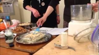 מתכון מזון ראופוד. עוגת קשיו - תמר נסים