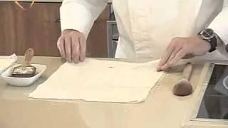 כבד עוף במעטפת פילו BeOK
