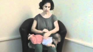 איך לטפל ב- שיעול, גודש וליחה אצל תינוקות