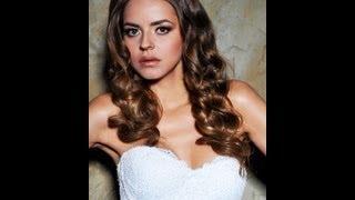 יפית קוריש - תסרוקת לכלה תלתלים מסורקים צעד אחר צעד| Bridal Brushout Curls