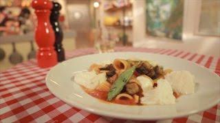 ריגאטוני נפולטנה, מתוך 'לאון אל דנטה - איטליה בבית', עונה 2: פרק 5