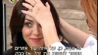 מאסטרית רייקי פאני ברעם בערוץ 10